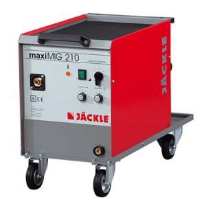 JACKLE maxiMig 210 - Suministros Tasol